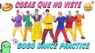 COSAS QUE NO VISTE EN EL DANCE PRACTICE DE GO GO  • BTS (방탄소년단)