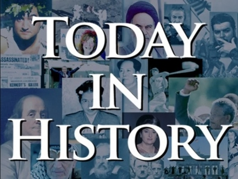 Today in History for March 29th