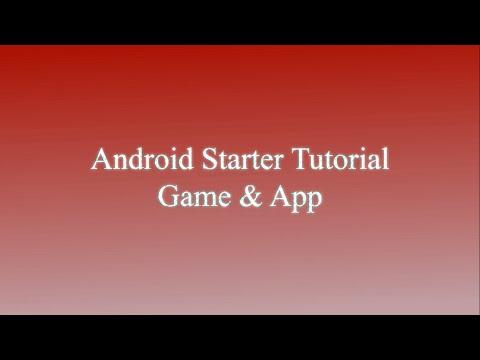 Android Starter Tutor