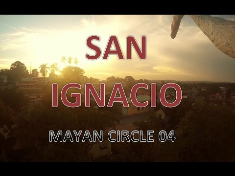 Backpacking SAN IGNACIO (Belize) ||04 Mayan Circle||