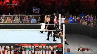 WWE 2K15 Royal Rumble 2015   The Royal Rumble Match