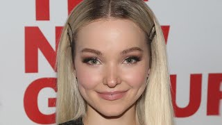 Dove Cameron Reveals How She's Coping With Cameron Boyce's Death