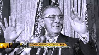 Ways and Means Committee: A look back in time