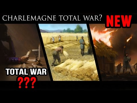 New Historical Total War Game! (Charlemagne Stand Alone?)