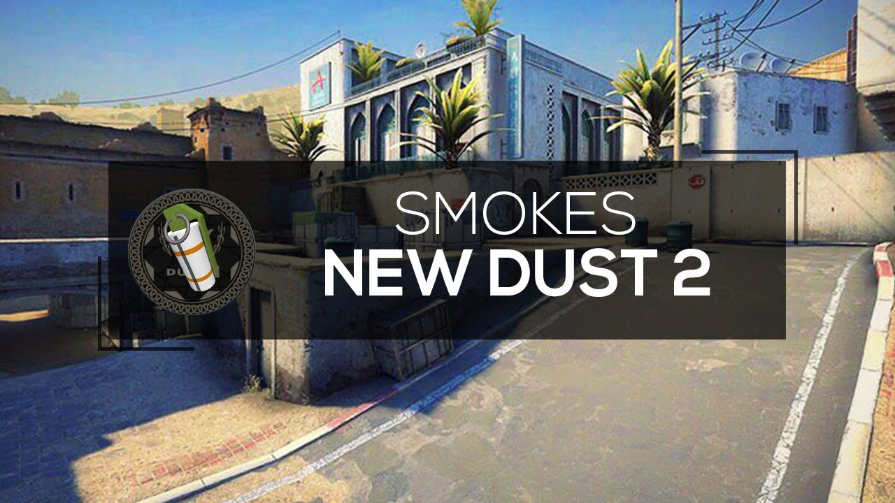 TOP SMOKES NOVA DUST 2 (NEW DUST)