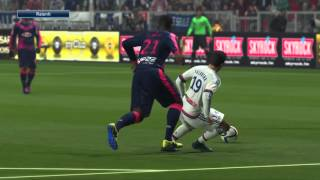 Video Gol Pertandingan Olympique Lyonnais vs Girondins Bordeaux