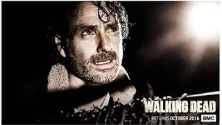 The Walking Dead Season 7 Promo trailer (Ходячие мертвецы 7 сезон трейлер) AMC/FOX YouTube.com
