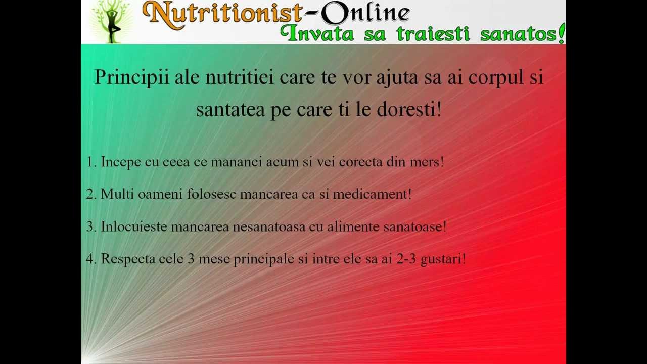 am slabit cu nutritionist)