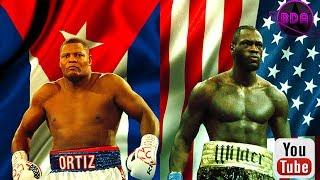Luis Ortiz vs Wilder (Ortiz Analysis)
