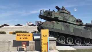 TSK'nın engel tanımayan tankları