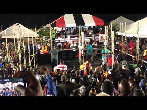 Trinidad Stick Fight 2020 (semifinal Moruga)