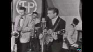 Eddie Cochran - School Days (Town Hall Party - Feb 7, 1959)