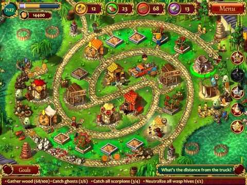 Gardens Inc. 3 - A Bridal Pursuit Collector's Edition Bonus Special Level Goldzeit