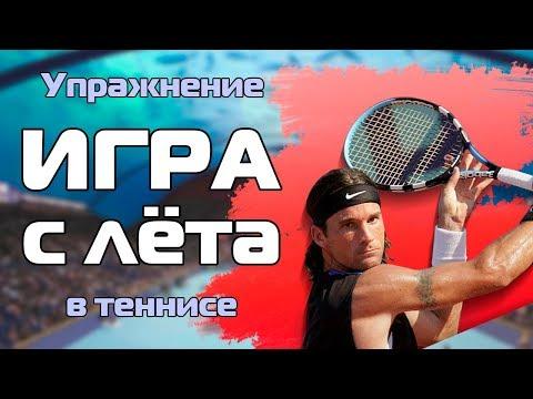 Игра в теннисе на ставках