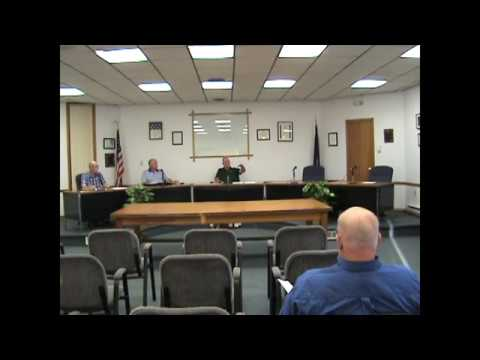 Rouses Point Village Board Meeting  8-5-19