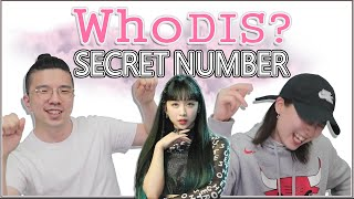 "Download [REVIEW SUKA] ""SECRET NUMBER (시크릿 넘버) - Who Dis?""? (SUB : IDN, KOR)"