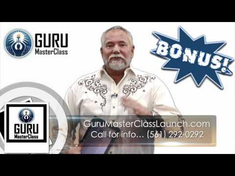 Guru Master Class Bonus - Instant Article Creation Method