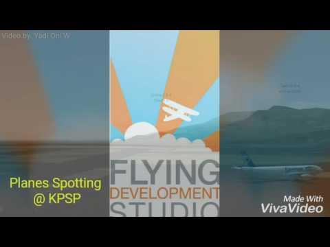 Infinite Flight - Activities in Palm Springs (KPSP)