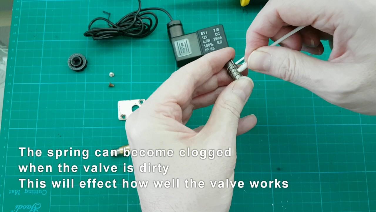 Solenoid Valves & Nozzles   dropController