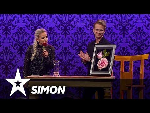 Simon  Danmark Har Talent 2017  Live 4