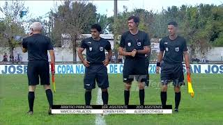 Serie D - Fecha 2 - Juventud Unida (Libertad) 0:1 Porongos (Flores)