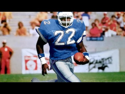 Marcus Dupree *RARE* 1984 USFL Highlights