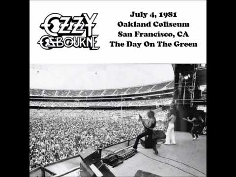 Ozzy Osbourne Live With Randy Rhoads At The Day On The Green (Full Concert)