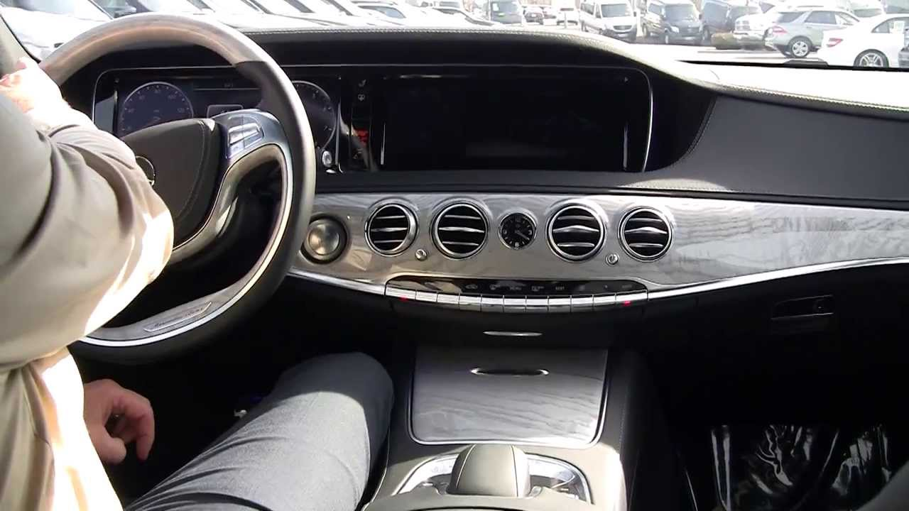 Mercedes benz 2014 s550 4matic ea024396 youtube for 2014 mercedes benz s550 4matic