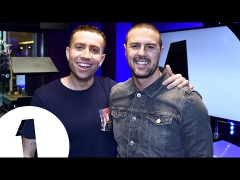 Radio 1 Breakfast Show with Paddy McGuinness
