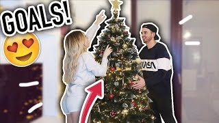 WE HAVE NOW AUCH A WEIHNACHTSBAUM! | Sonny Loops