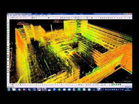Laser Scanner and Drone _ Vito Fazzi