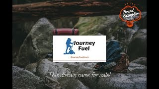JourneyFuel.com - Travel Domain Name For Sale