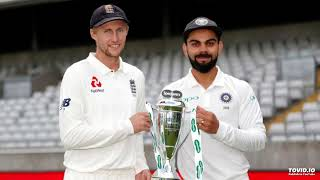 Hindi Cricket Commentary | IND VS ENG | Part 3 | 1st Test Match | 1st Session |
