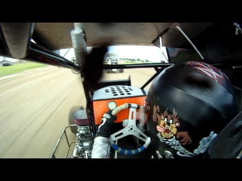 Beloit Ks Heat race 4-28-12