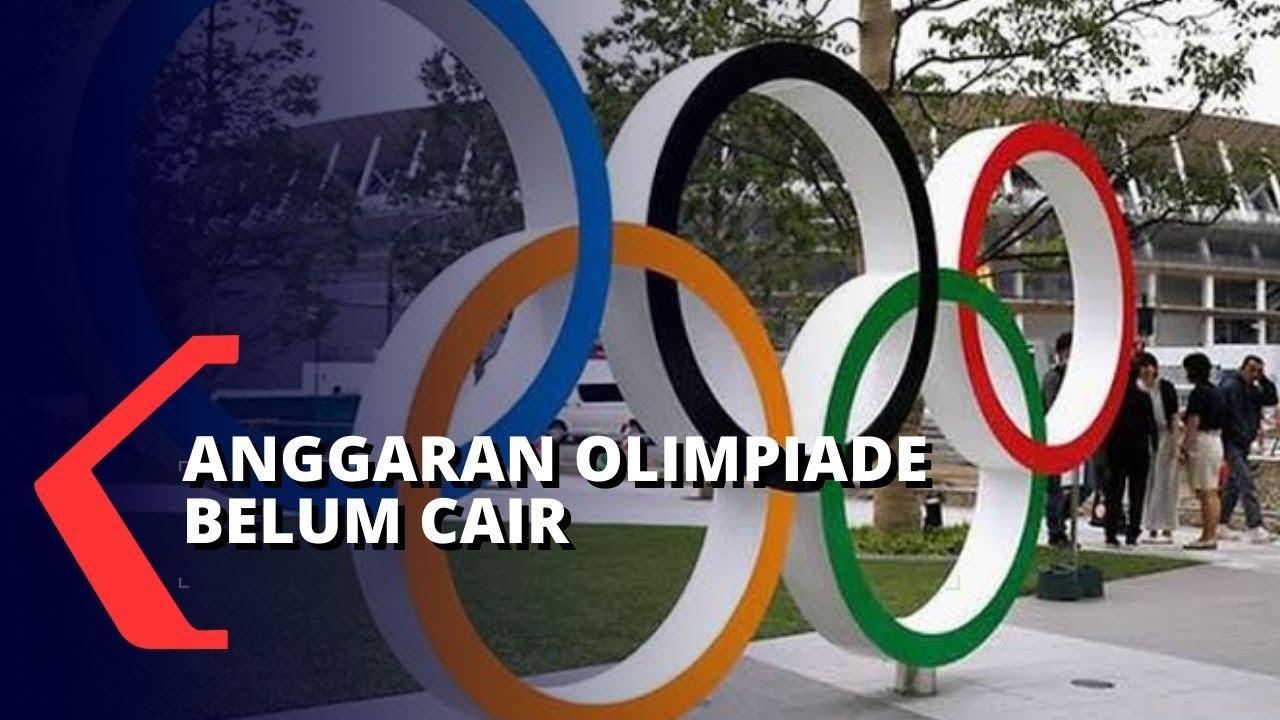 Olimpiade Tokyo 2020, NOC Indonesia: Anggaran Kontingen ...