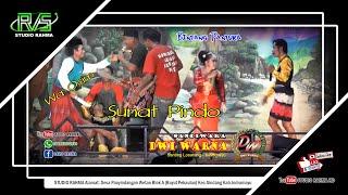Download lagu HUMOR SUNAT PINDO | DE KOSIM VS ELLA PESEK, Mba TUMINAH | SANDIWARA DWI WARNA
