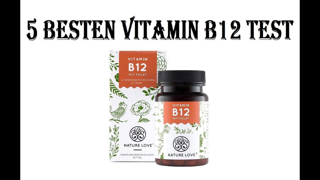 5 Besten Vitamin B12 Test 2020