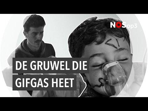 Gifgas in oorlogen | NOS op 3