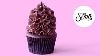 DEVILS FOOD CAKE CUPCAKES - The Scran Line