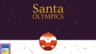 Santa Olympics: iOS / Android Gameplay (by Ricardo Fonseca)