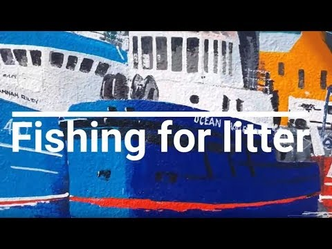 Fishing For Litter: Waste Management At Sea