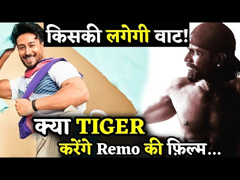 Fans Warn Tiger Shroff About The Next Dance Film With Remo D'Souza
