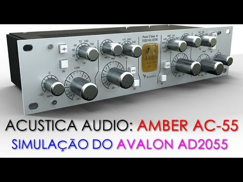 💎 Acustica Audio - Amber AC-55 [Avalon AD2055]