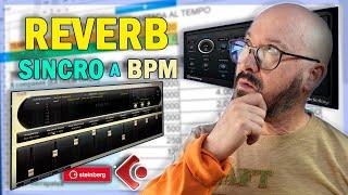 REVERB y DELAY Sincronizados a los BPM de la MÚSICA