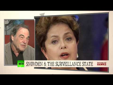 Oliver Stone Shines a Light on the Surveillance State