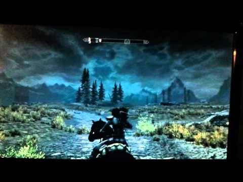 Skyrim: The Wrath Of Le Flaming Vagina