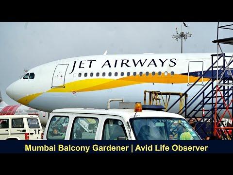 Jet Airways Business  | Mumbai - Cochin | GVK Lounge Tour | T2 , CSIA , Mumbai