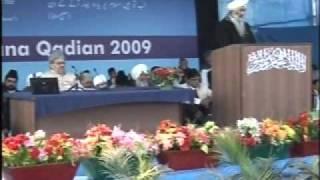 Ahmadiyya : Guest Punjabi at Jalsa Qadian 2009 Day 3 Morning