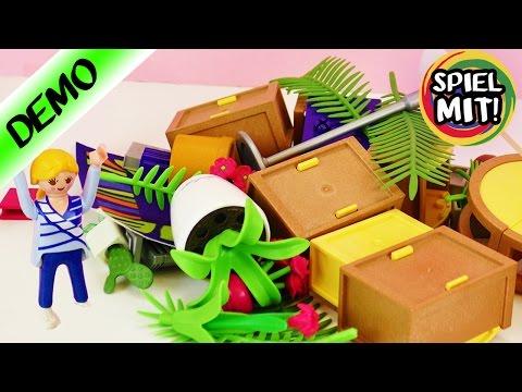 Playmobil deutsch IST DAS SPERRMÜLL oder kann FAMILIE VOGEL das noch gebrauchen? Wohnzimmer Möbel