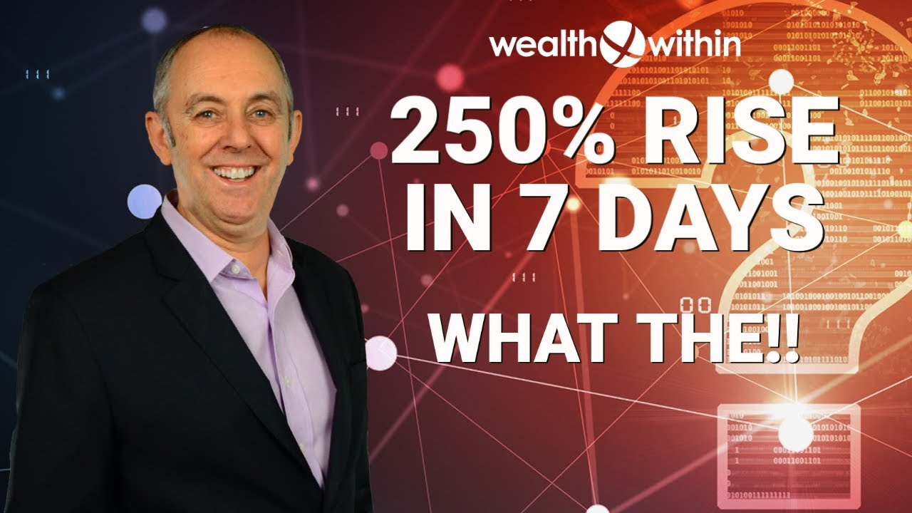 Download What Caused this ASX Stock to Rise 250% in 7 Trading Days?
